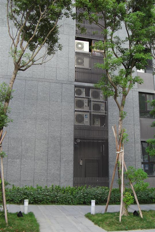 外觀造型鋁格柵