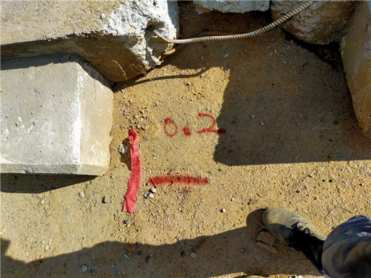 9- 開挖線修正施工