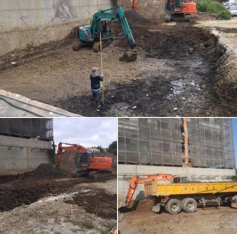 苗栗基礎開挖工程0987-093-172