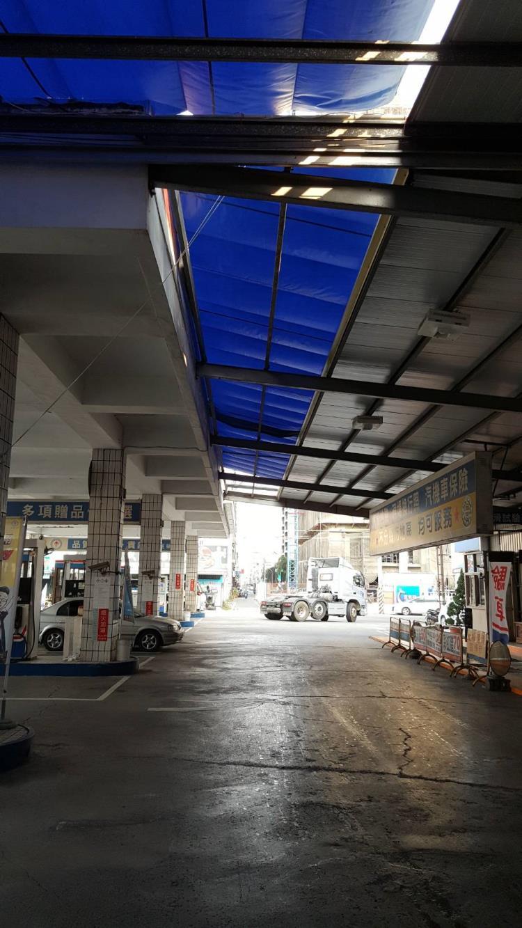 桂林加油站遮雨棚
