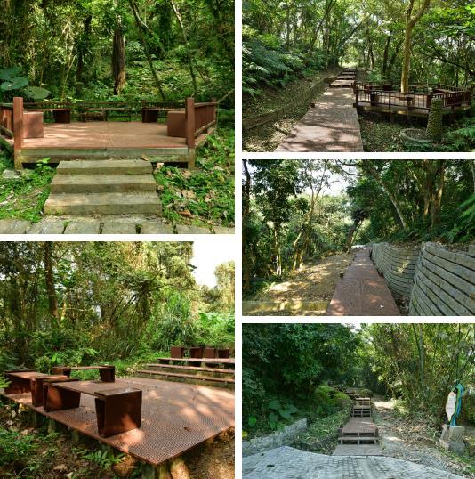 FRP木棧道