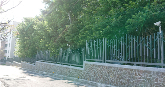 臺北城市科技大學 圍