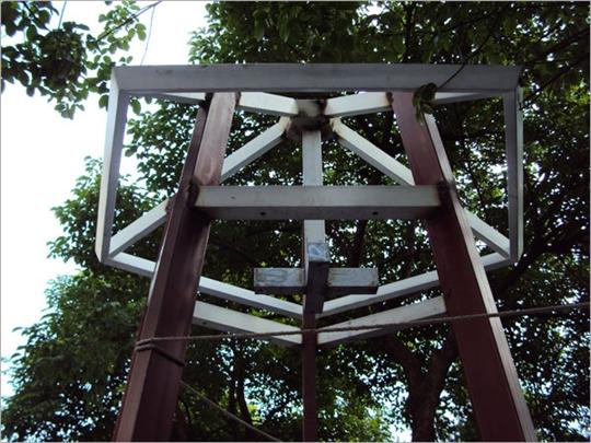 結構鋼骨造型
