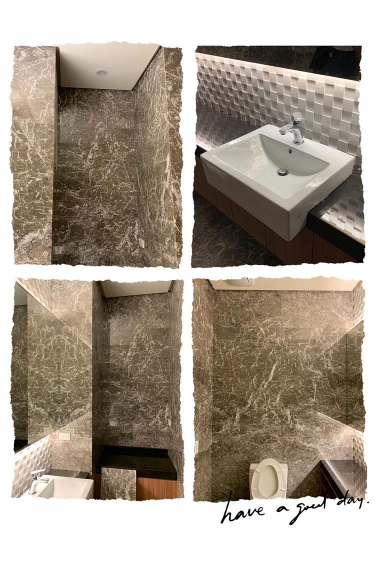 浴室大理石工程