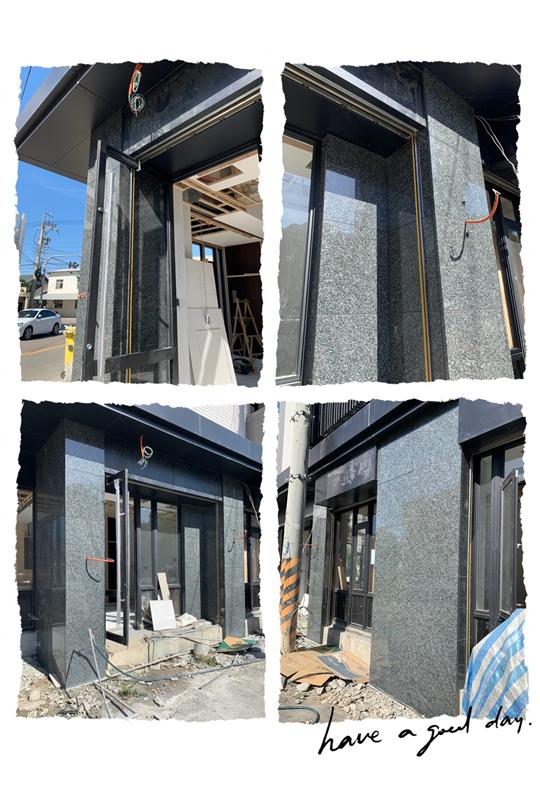 外牆大理石工程