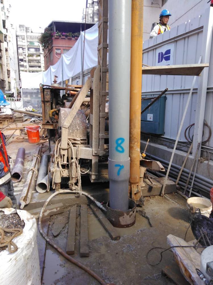 地下抽水工程