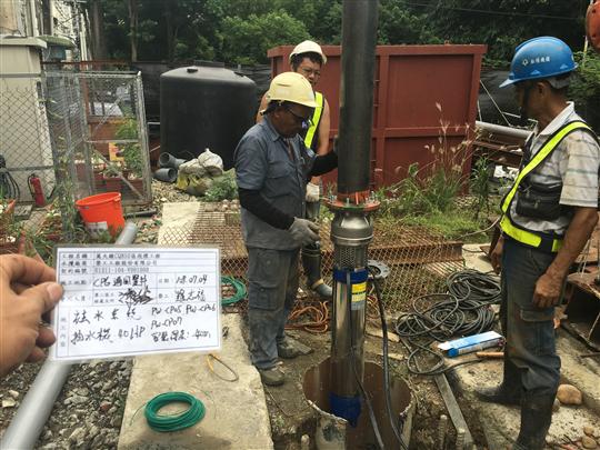 地下水開挖袪水工程