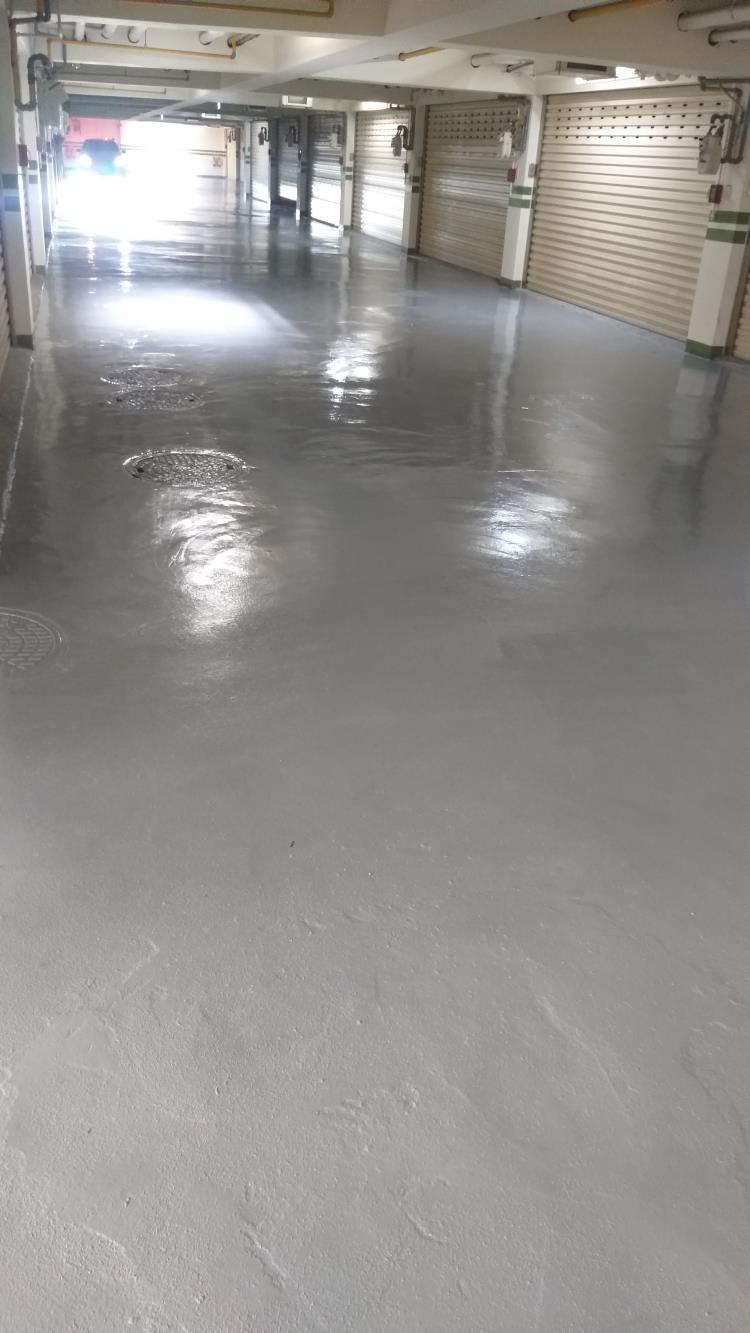 epoxy耐磨地坪工程