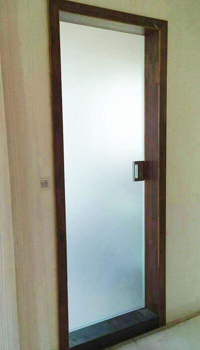 14- HS系列無框橫拉淋浴門-橫拉浴室門