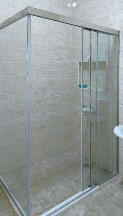 18- LS系列無框連動淋浴門