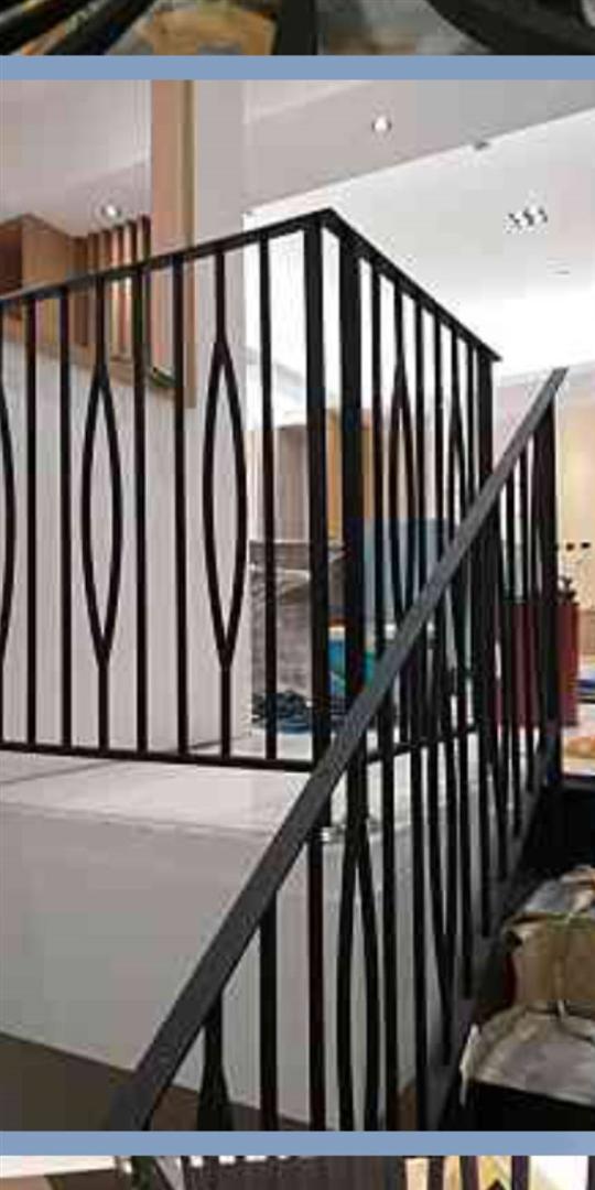 樓梯欄杆扶手工程