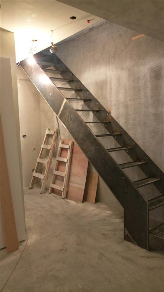 新竹樓梯欄杆工程