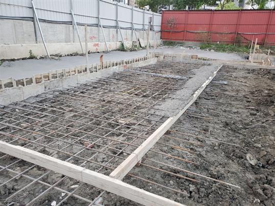 大台北連續壁基樁工程