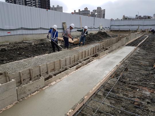板橋連續壁工程