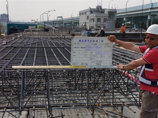 大台北連續壁工程