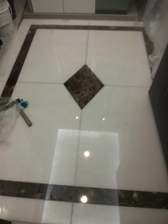 5-拼花石材地板、客製拼花地板