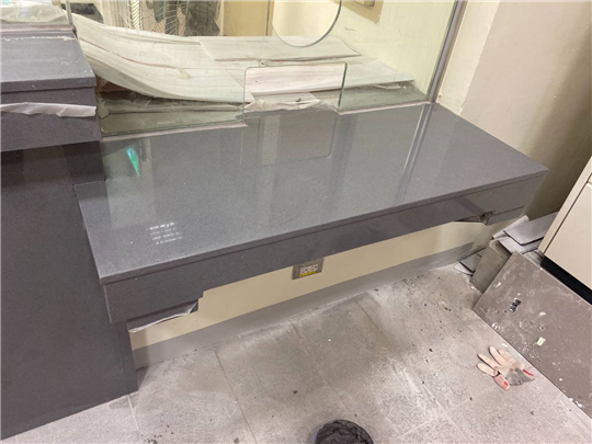 11-櫃台檯面安裝