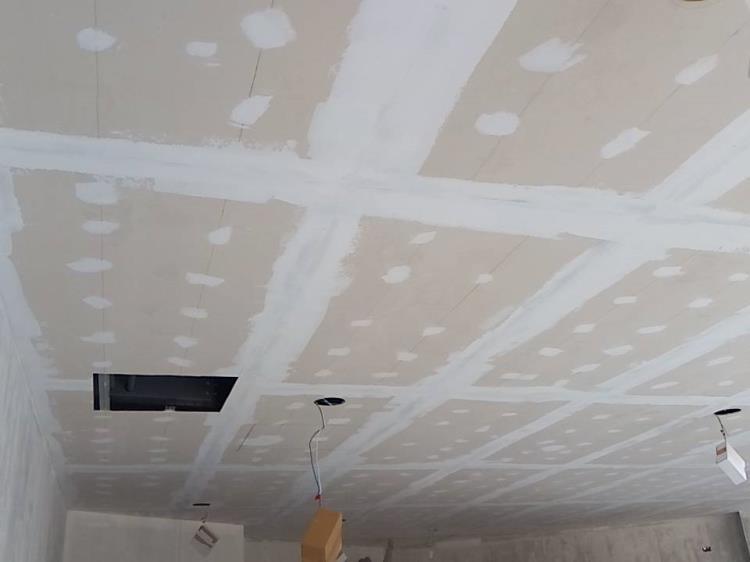 45-輕鋼架天花板、庫板天花板