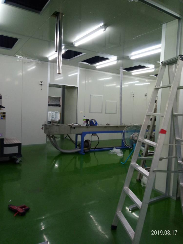 37-庫板隔間工程