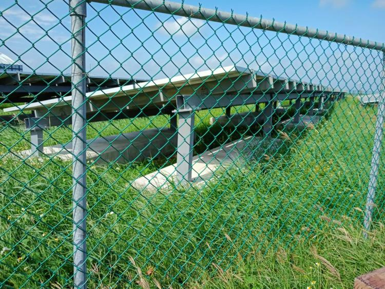 35-鐵網工程、安全圍籬施工