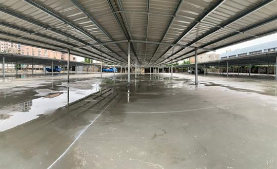 停車場鋼構工程