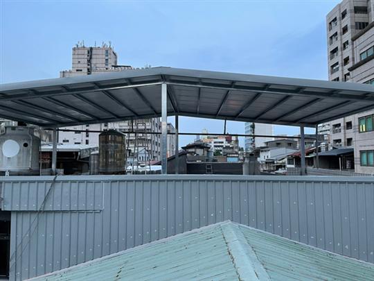 頂樓加蓋防水屋頂