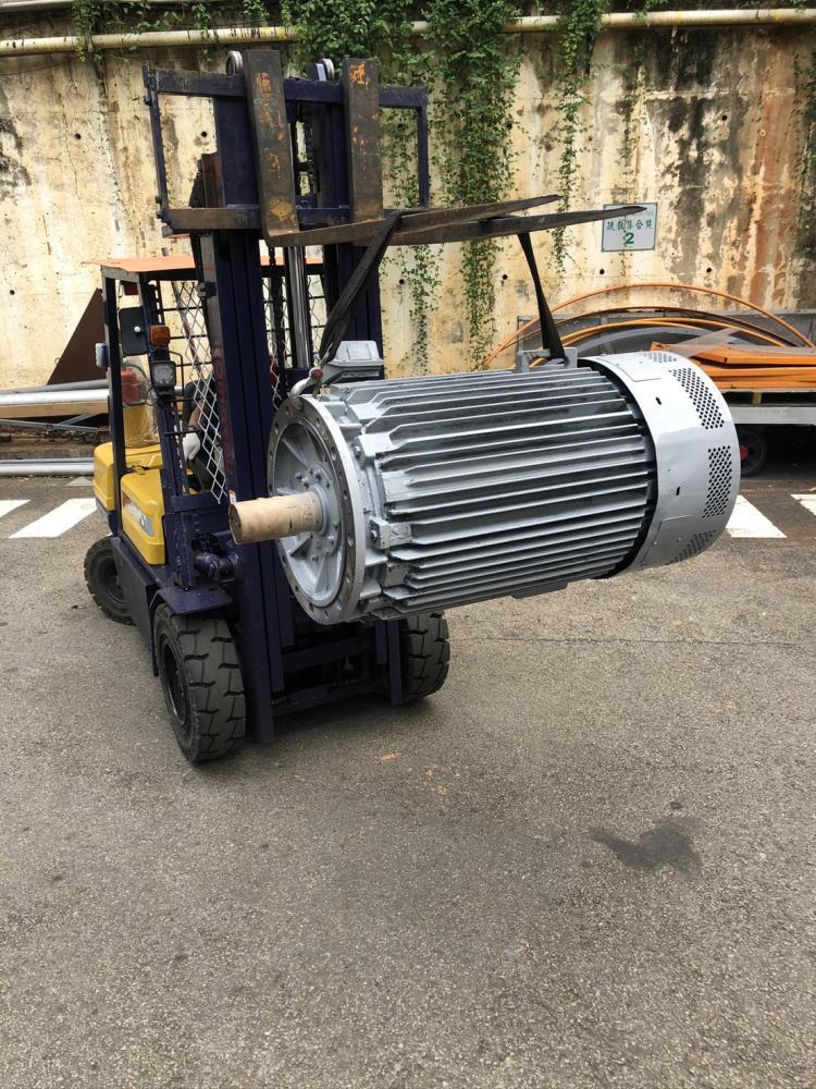 高壓馬達維修保養150KWx6Px3300v