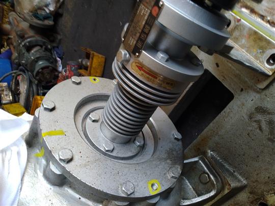 熱媒泵維修