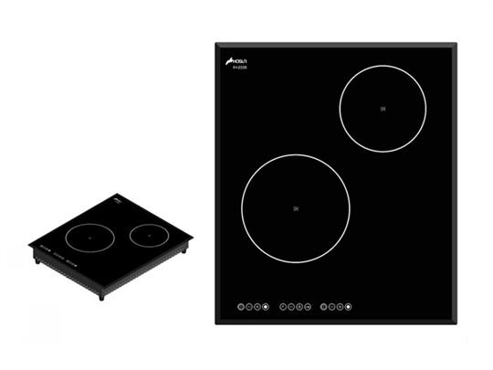 豪山IH-2228W 微晶調理爐