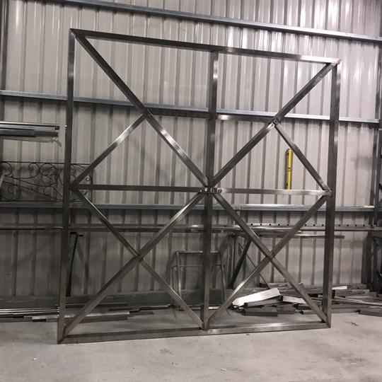 烏日區鐵件工程