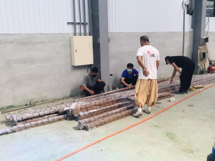 潮州鎮鋁棧板工程