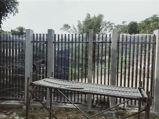 圍籬格柵工程