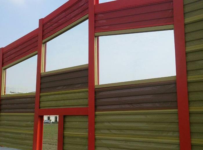 透明板and金屬板
