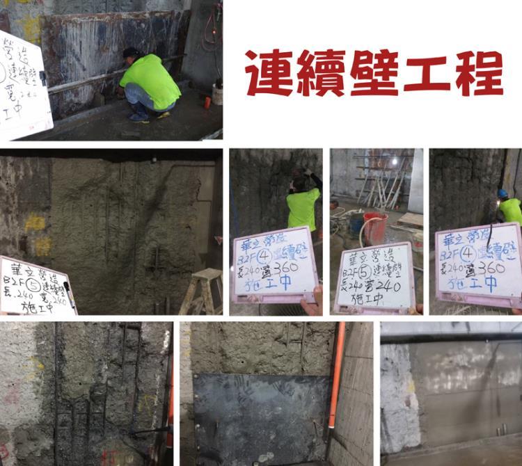 連續壁砂包滲水止漏補強工程 0919-011-058
