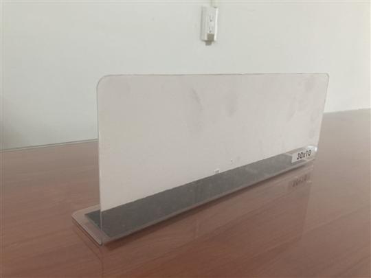 PVC L型貨架板