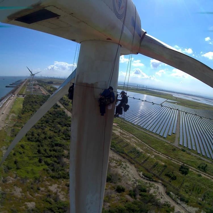 風力發電維護修繕
