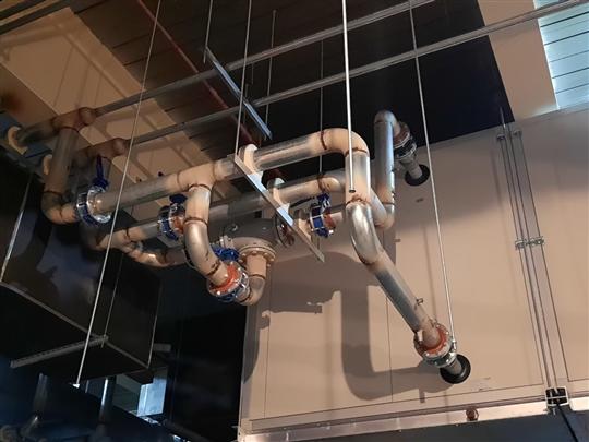 空調箱配管