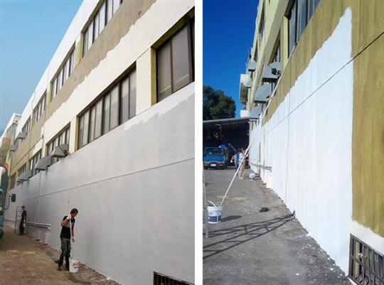 外牆防水工程-桃園區