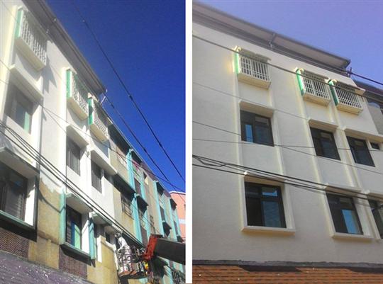 外牆防水工程-平鎮區