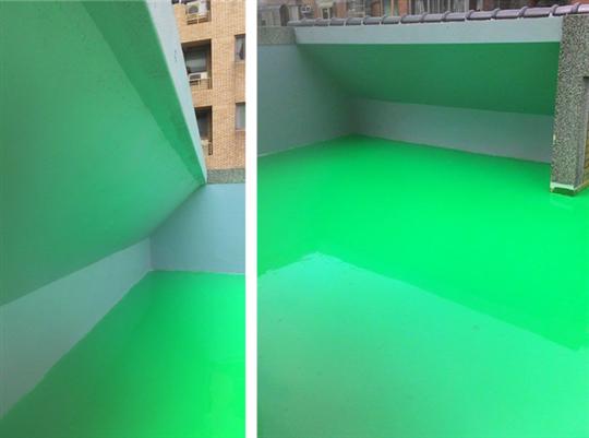 頂樓地坪防水工程-平鎮及蘆竹