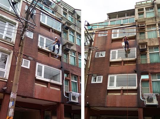 居家大樓窗台防水工程