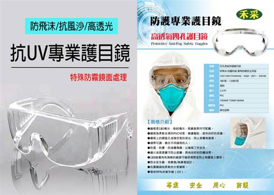 防護專業護目鏡