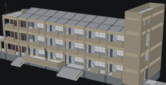 快易新3D營建精算軟體