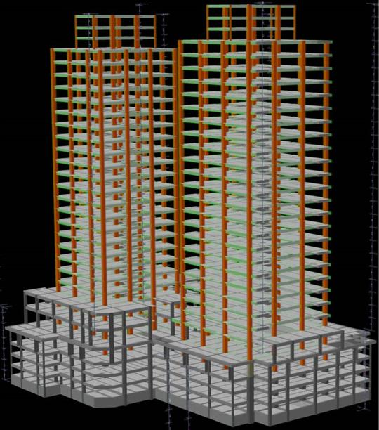 鋼構精算系統