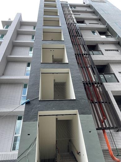 隱形鐵窗-梯間公設