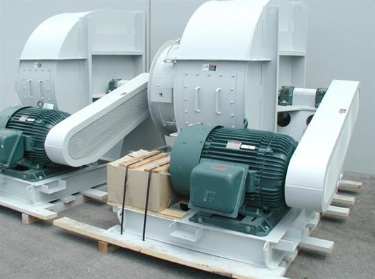 7-脈衝式集塵設備-S型葉輪