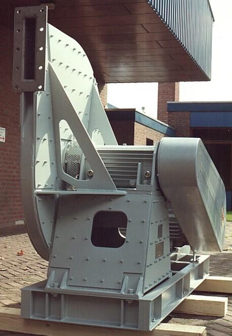 20-高壓式鼓風機