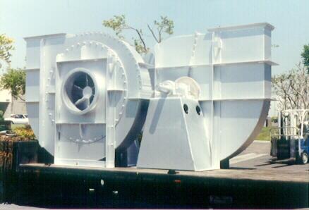 22-槳葉式風機