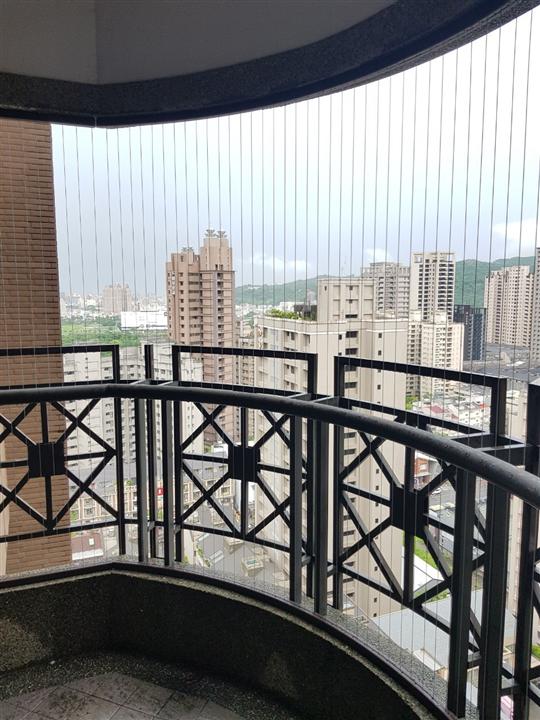 34-隱形鐵窗、隱形防墜窗、防護網