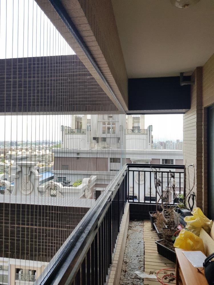 36-隱形鐵窗、隱形防墜窗、防護網